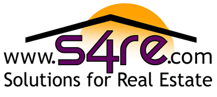 Solutions for Real Estate Logo